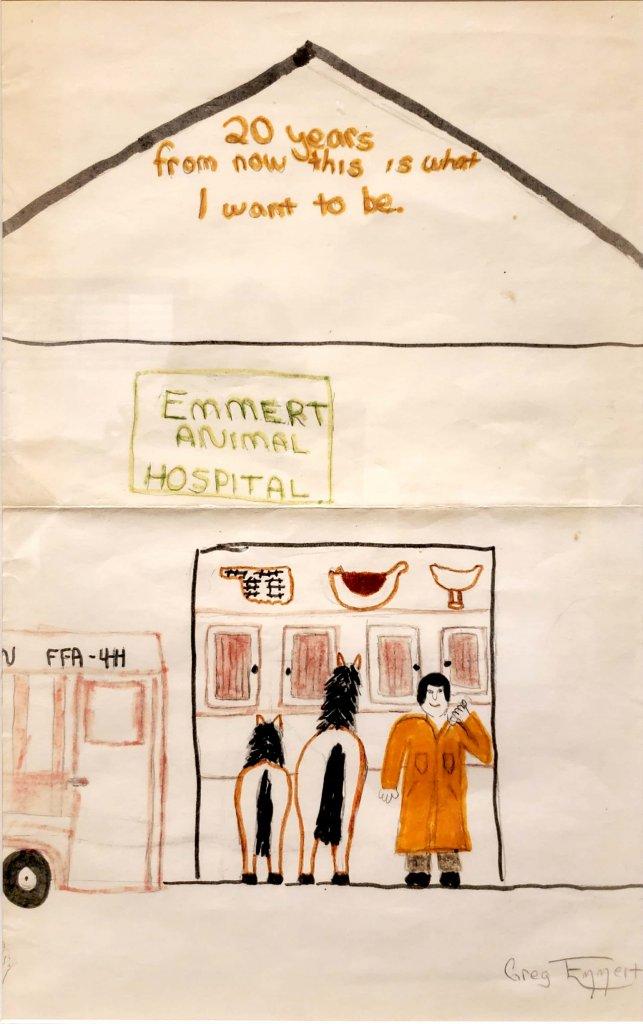 Dr. Emmert Drawing
